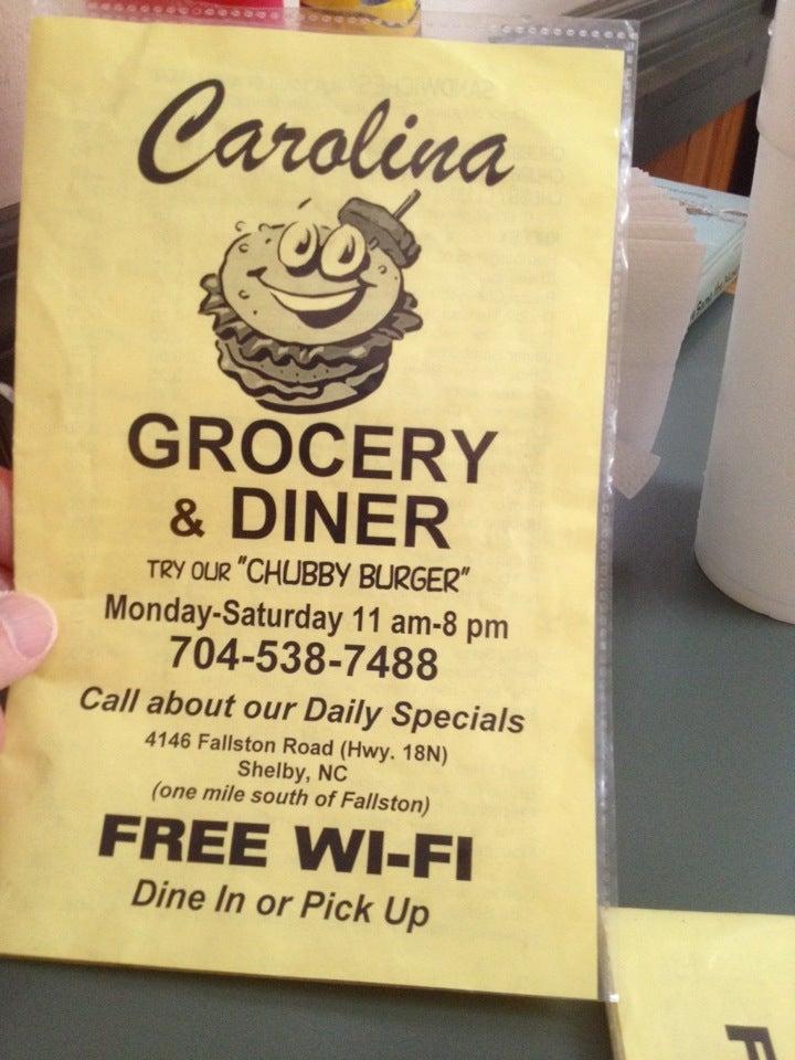 Carolina Diner,