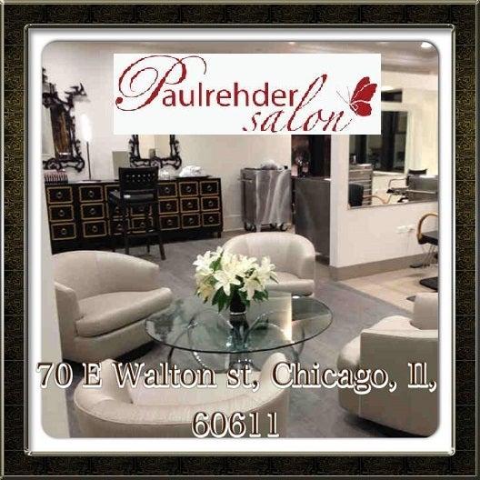 Paul Rehder Salon,
