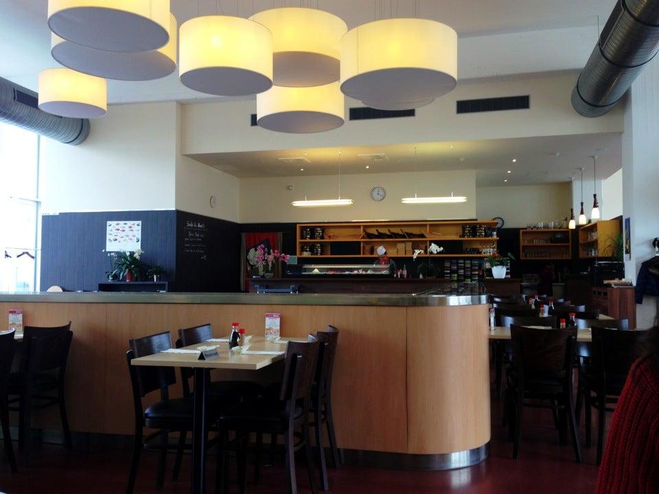 Japanisches Restaurant Akimoto in Nürnberg