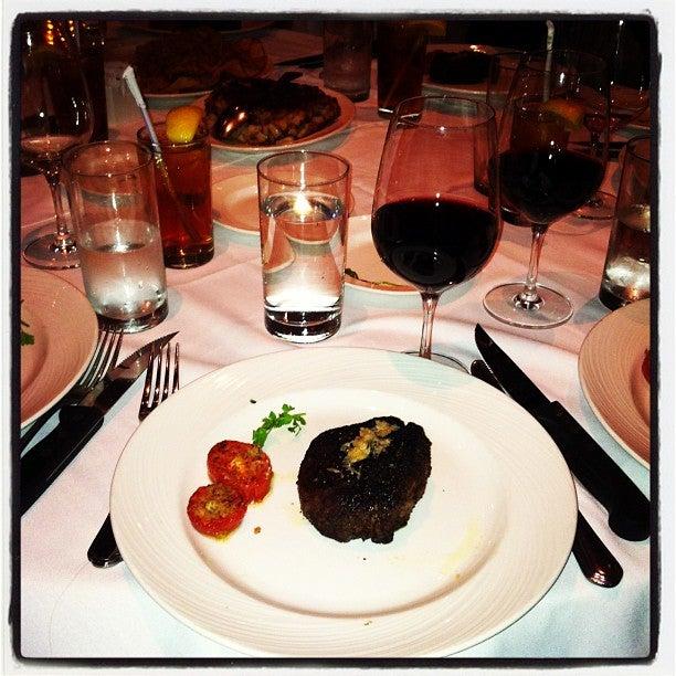 Palm Restaurant,steak