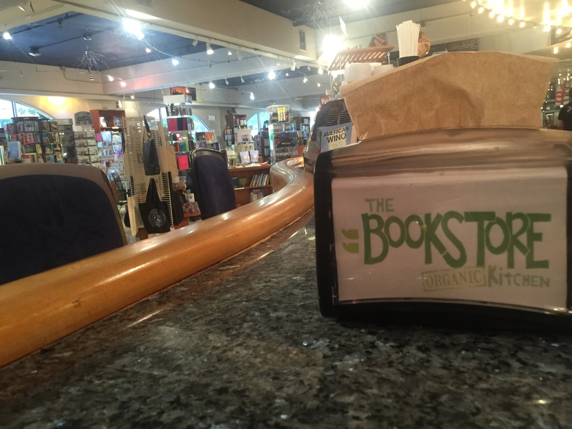BOOKSTORE IN THE GROVE,books,coffee