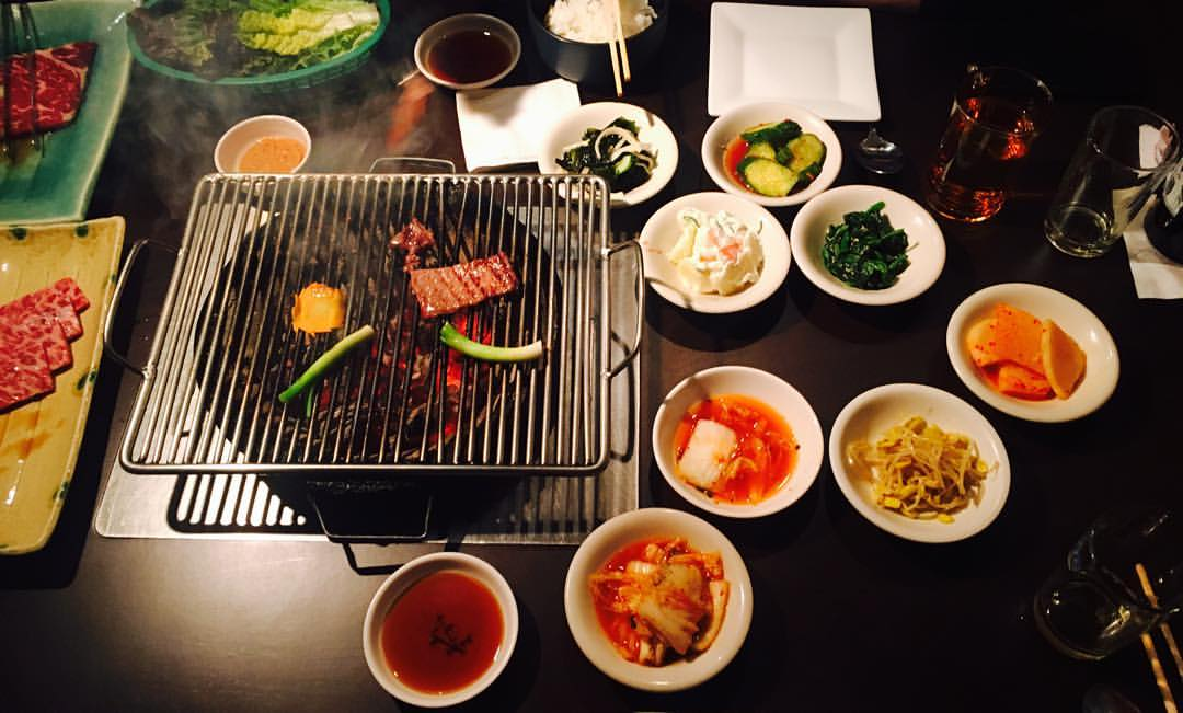 Chgo Kalbi Japanese BBQ,