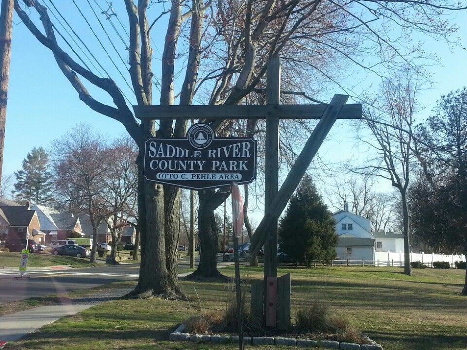 Saddle River County Park - Otto C. Pehle Area (Saddle Brook Area)