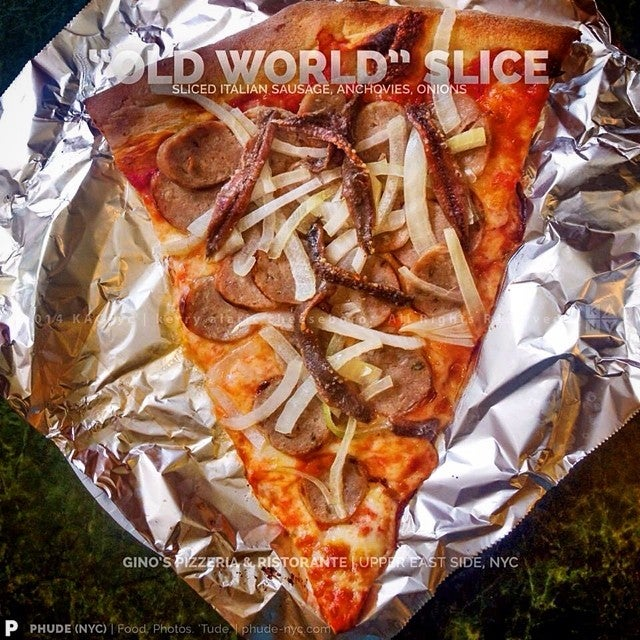 GINO'S PIZZA & SPAGHETTI,italian