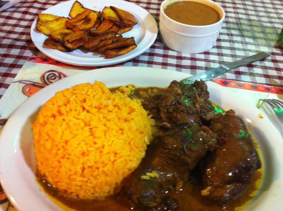 La Cocina Dominicana,