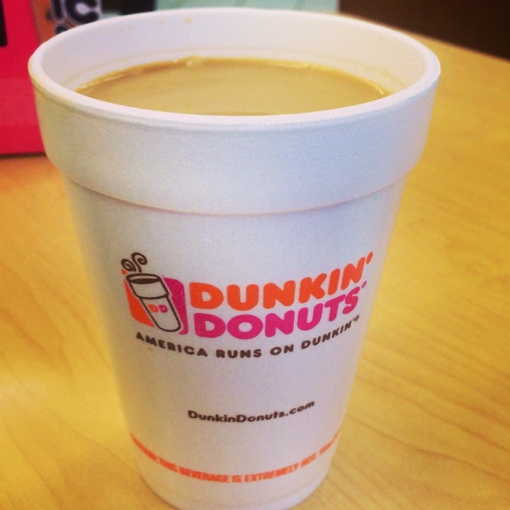 Dunkin' Donuts,
