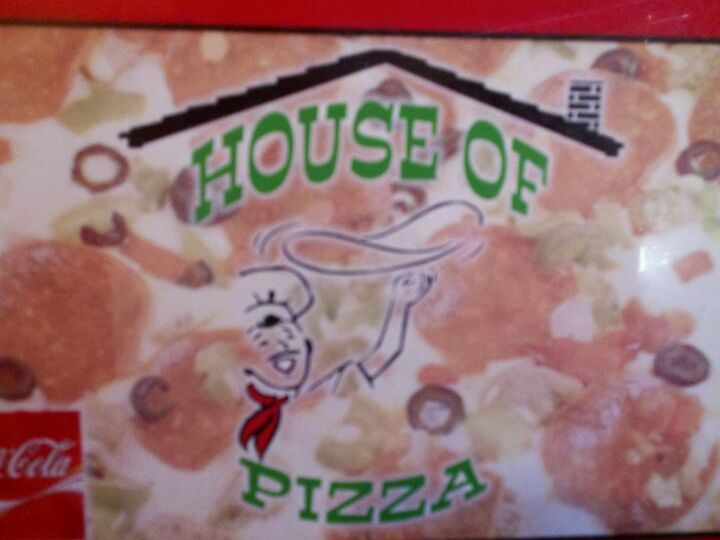 House of Pizza,