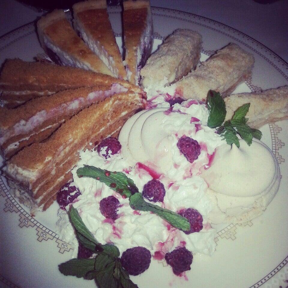 Baqqol restaurant