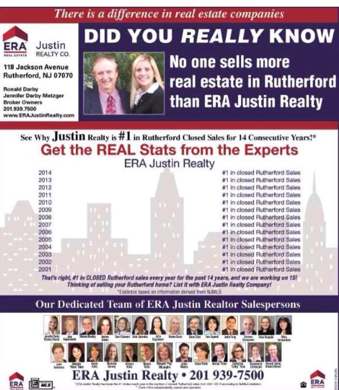 E R A Justin Realty Co,