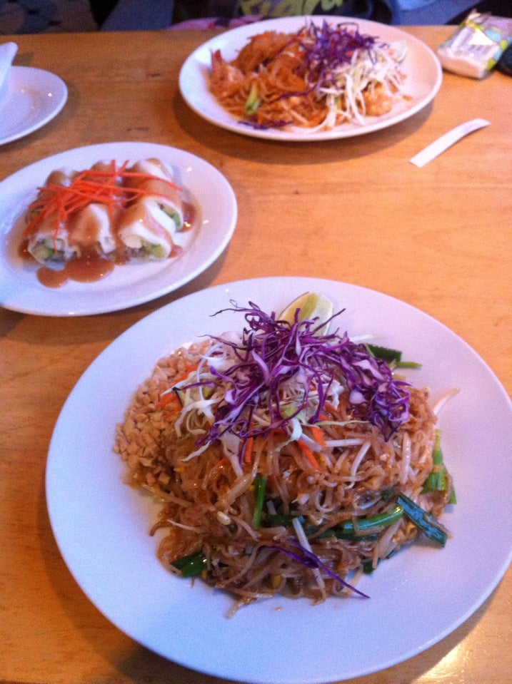 Panang Noodles & Rice,noodles,thai food