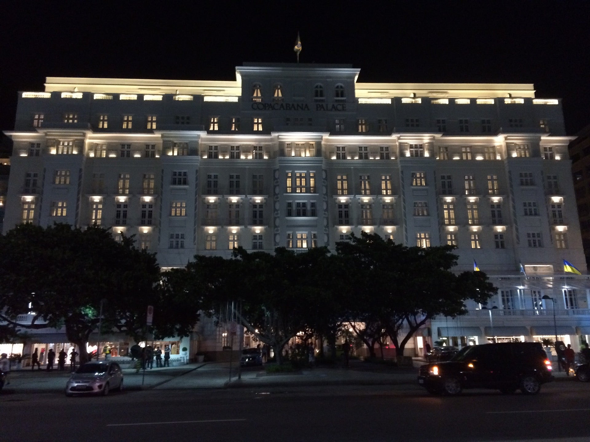 Copacabana Palace Spa