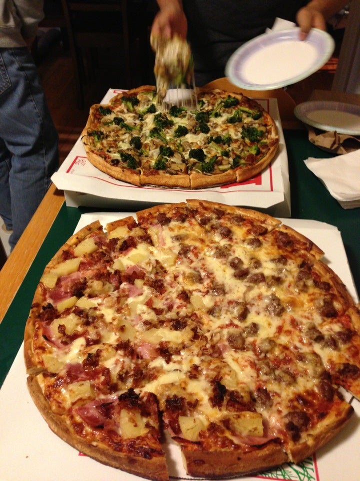 Wilson Pizza Palace,