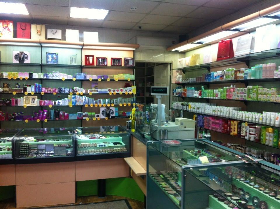 Магазин косметики в якутске