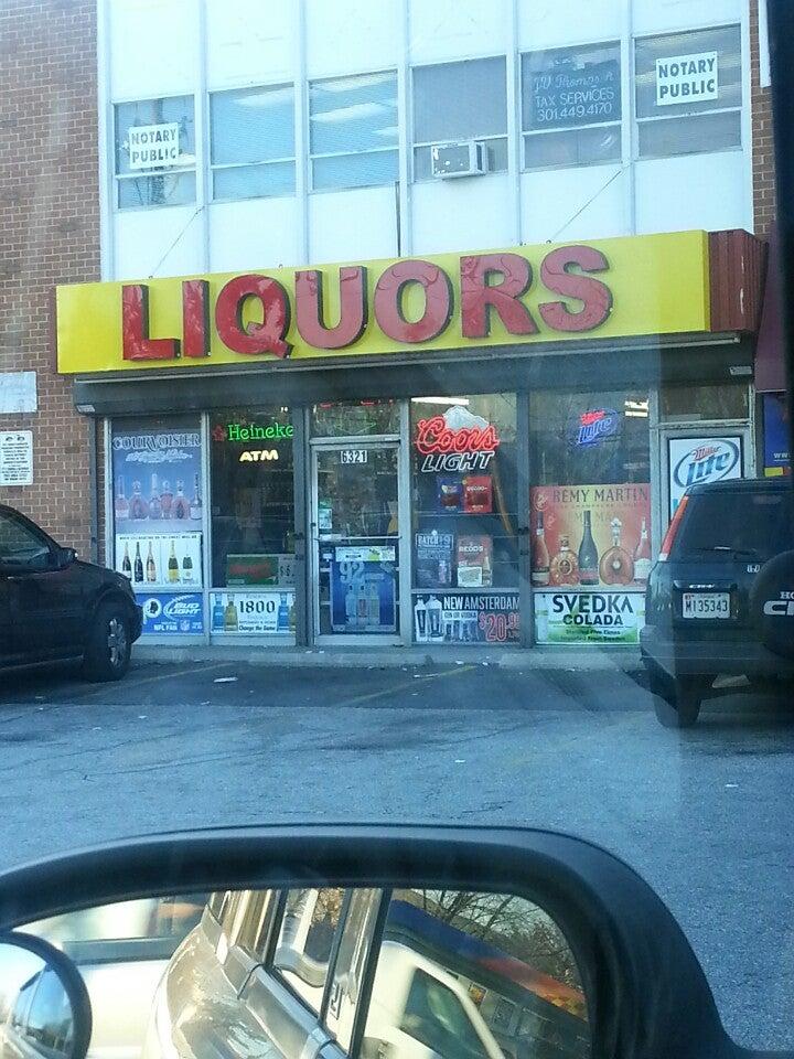 Allentown Liquors,