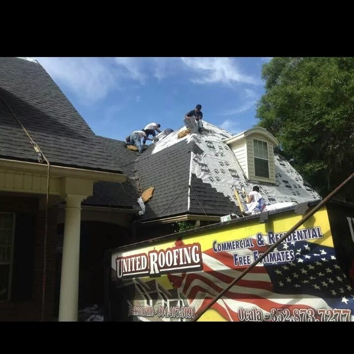 UNITED ROOFING,