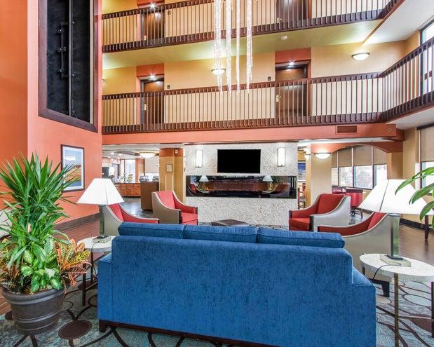 Quality Inn & Suites,