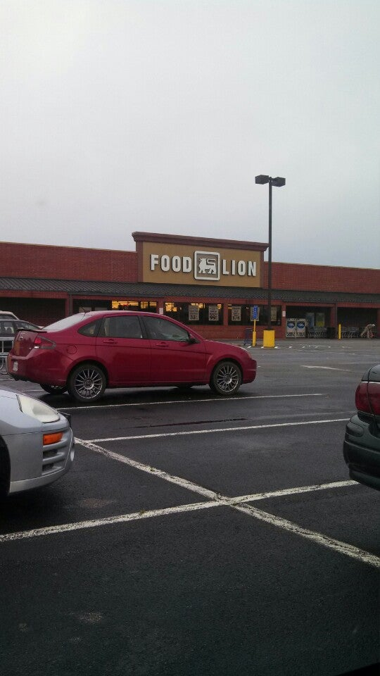 Food Lion Grocery Store,flu shot