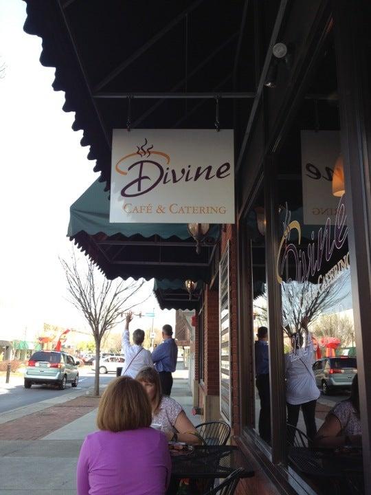 Divine Cafe,