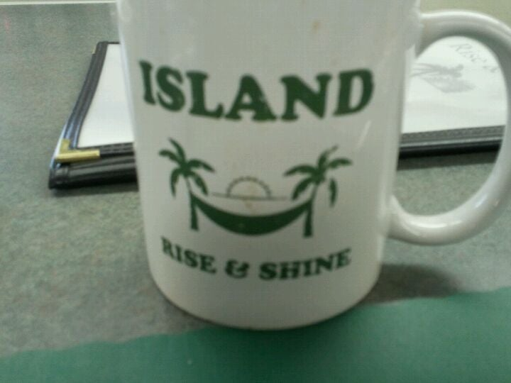 Island Rise and Shine Cafe,
