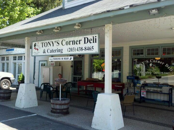 Tony's Corner Deli & Catering,