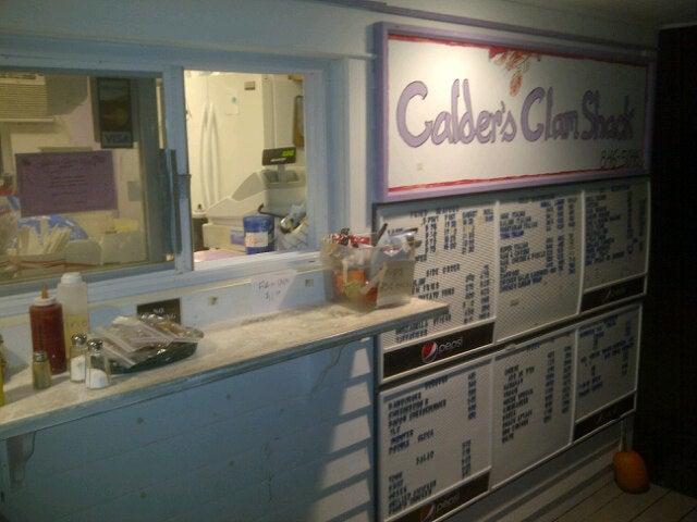 Calders Clam Shack,