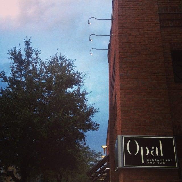 Opal Restaurant,