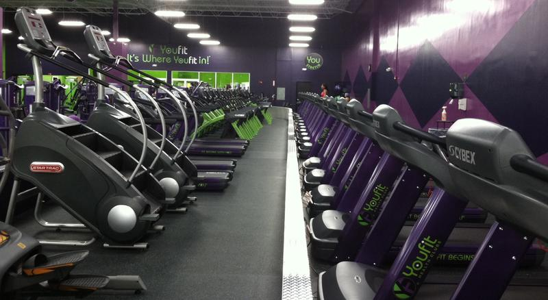 Youfit Health Clubs,