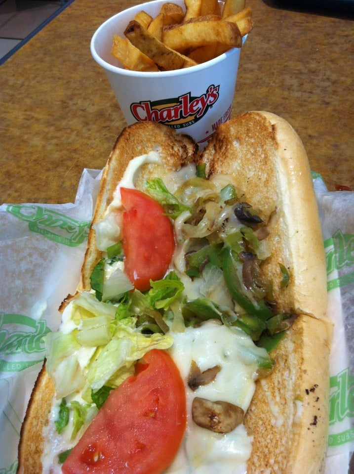 Charley's Grilled Subs,