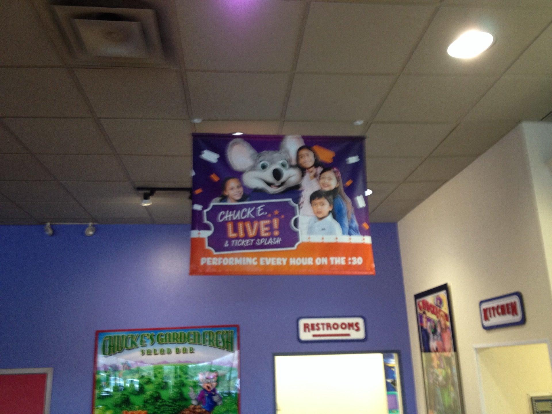 Chuck E. Cheese's,chuckie cheese,chucky cheese,entertainment center,family entertainment,family fun,kids entertainment,pizza