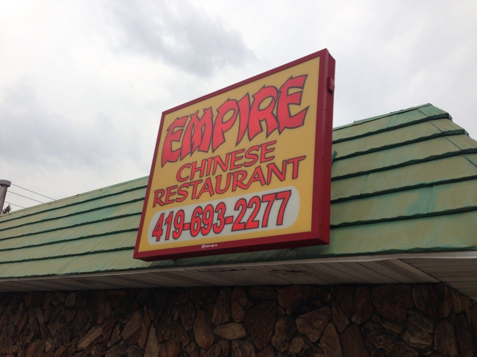 EMPIRE CHINESE RESTAURANT,