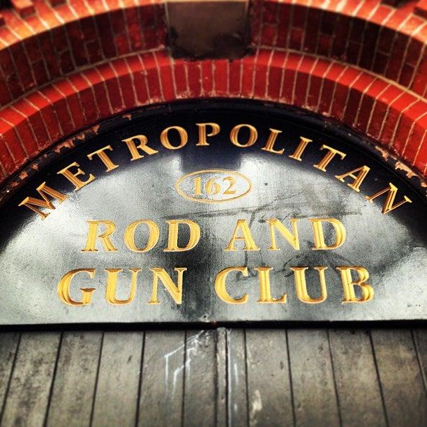 Metropolitan Rod & Gun Club Inc,