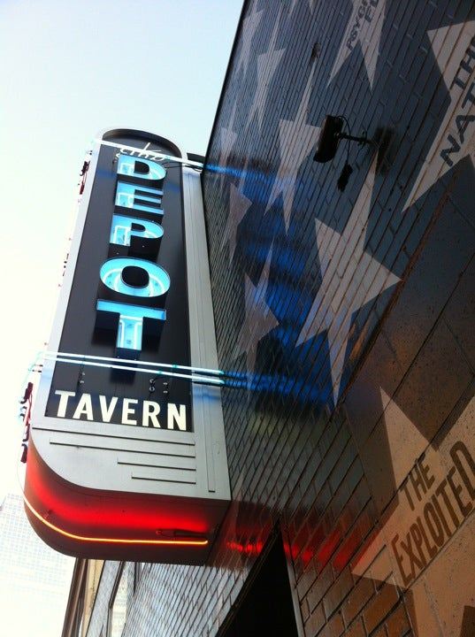 The Depot Tavern