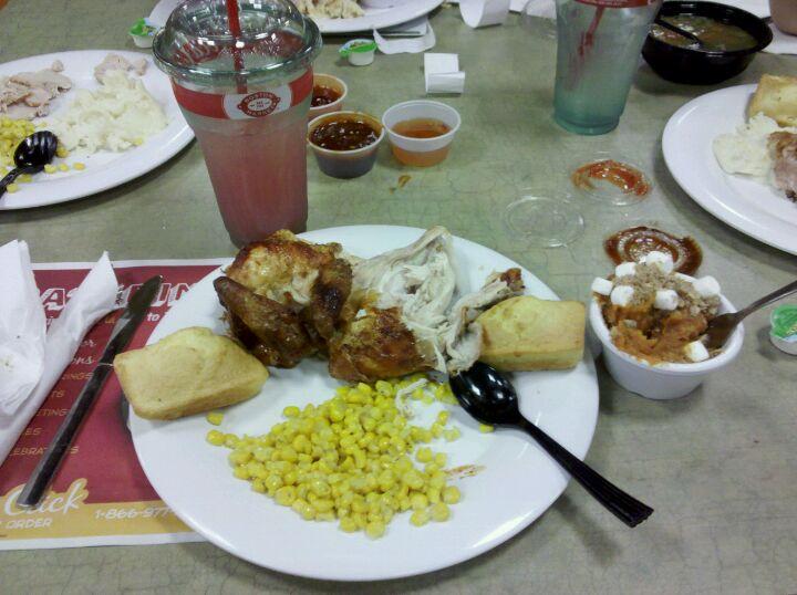 Boston Market,chicken