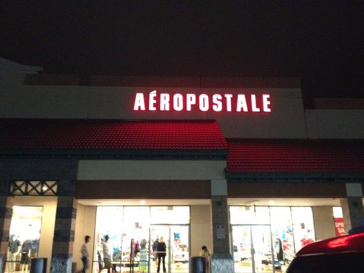 AEROPOSTALE,