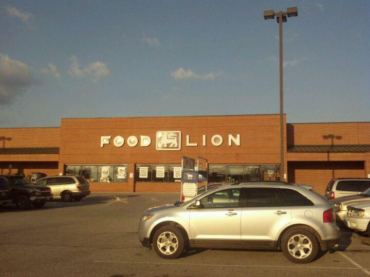 FOOD LION,flu shot