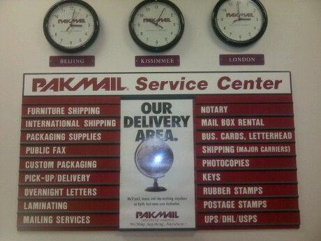 Pak Mail,
