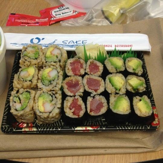 O'sake Japanese Restaurant Inc,sake,sushi
