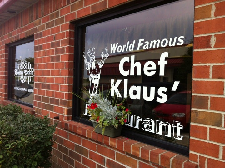 Chef Klaus' Country Cookin'