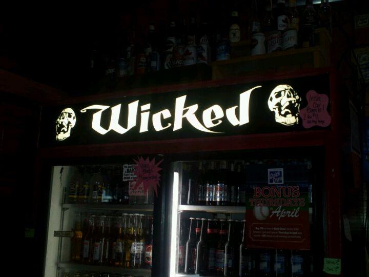 Wicked Ways Saloon,