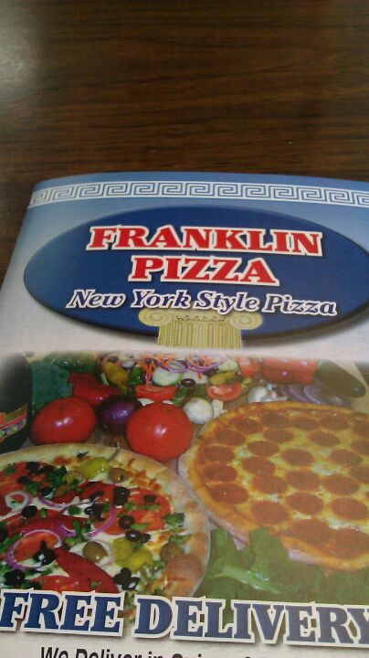 Franklin Pizza,