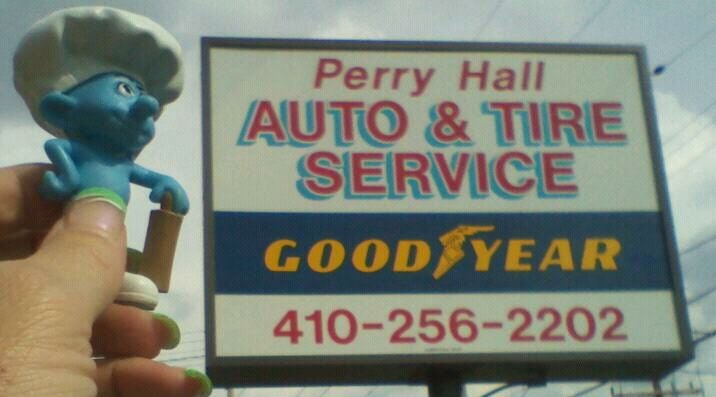 PERRY HALL AUTO & TIRE CENTER,