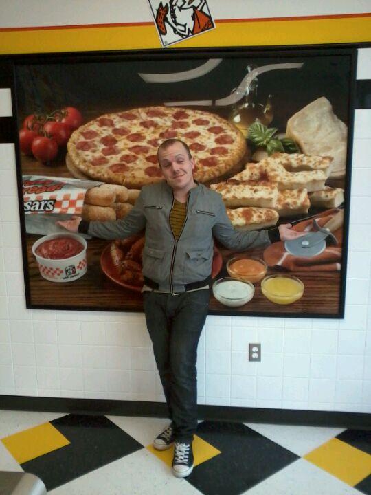 Little Caesars,pizza