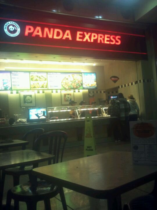 Panda Express,chinese,fast food