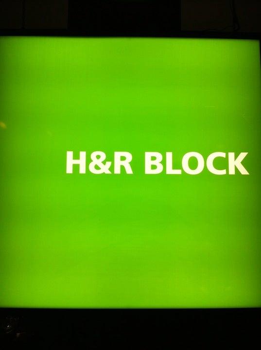 H&R Block,