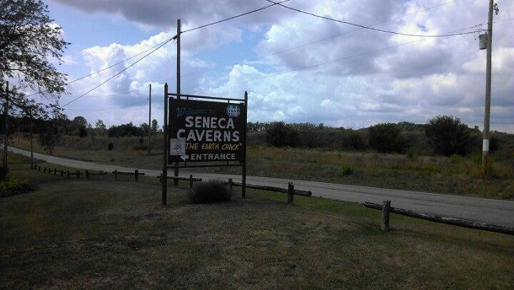 Seneca Caverns, cavern,cave