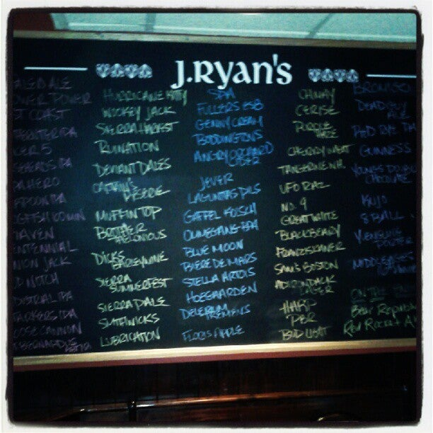 J Ryans