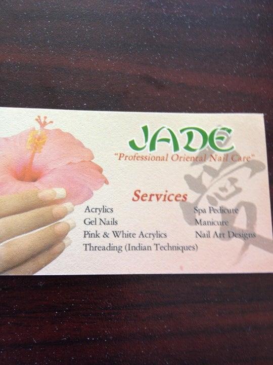 Jade Nails,
