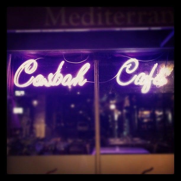 CASBAH CAFE,