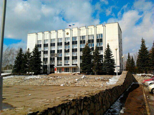 калининского уфа фото района администрация