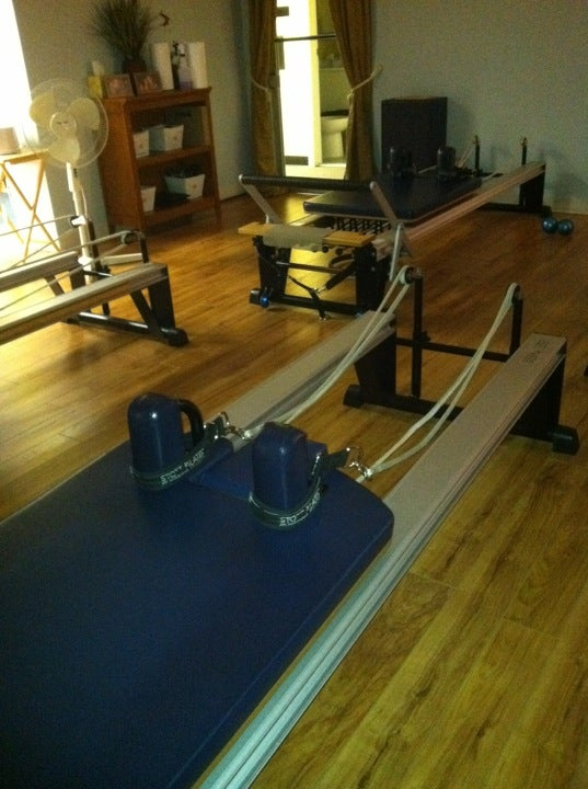 The Pilates Absession, barre bootcamp, trx,bosu,pilates